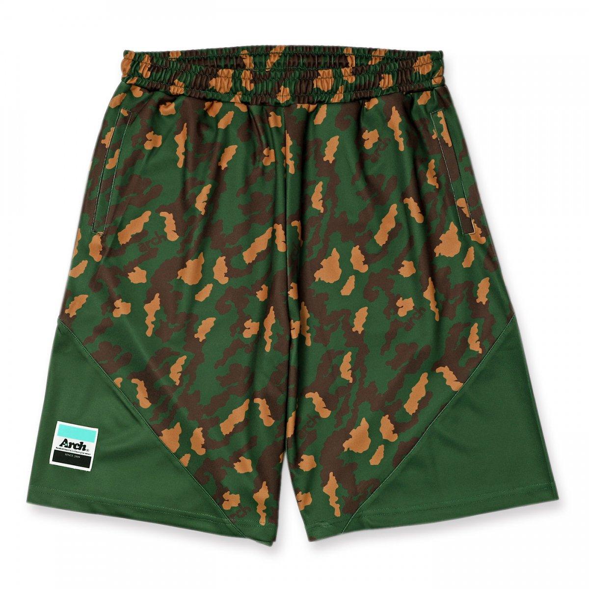 flex camo shorts【khaki】