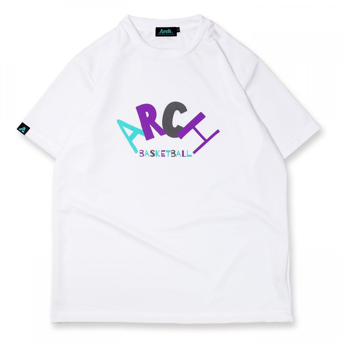 RL logo tee [DRY]【white】
