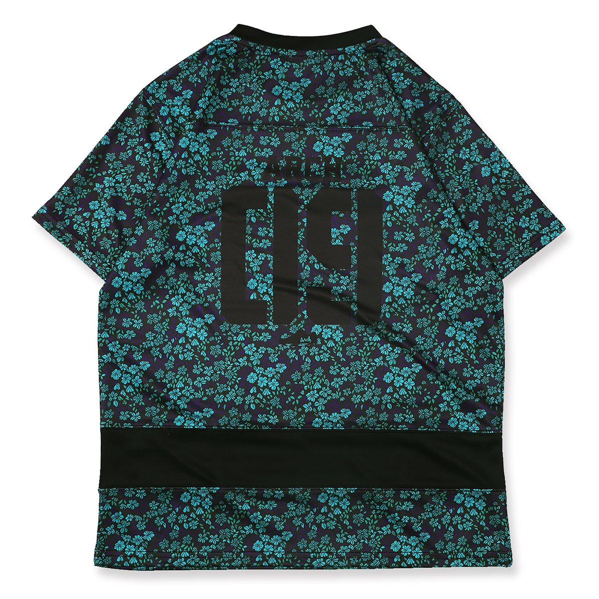 bloom 09 tee [DRY]【teal】