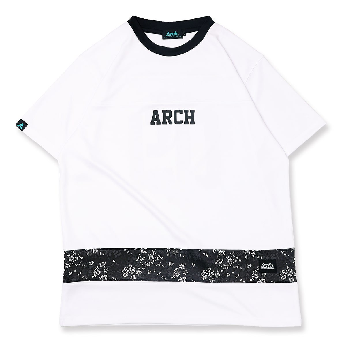 bloom 09 tee [DRY]【white】