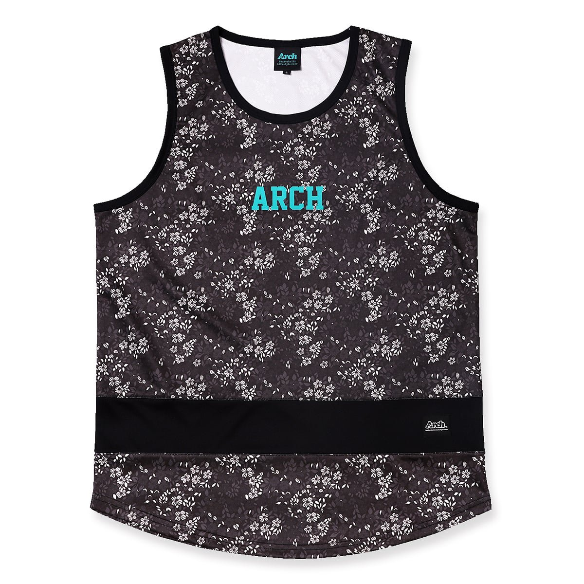 bloom tank [DRY]【charcoal】