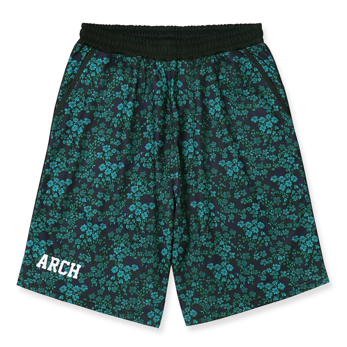bloom shorts【teal】
