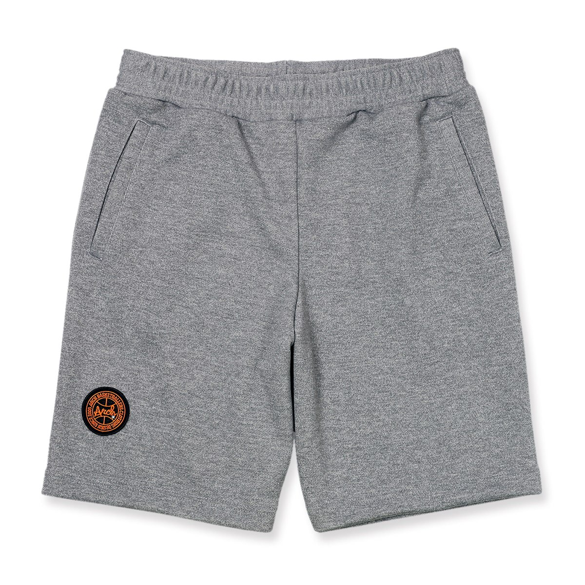 basic sweat shorts【heather gray】