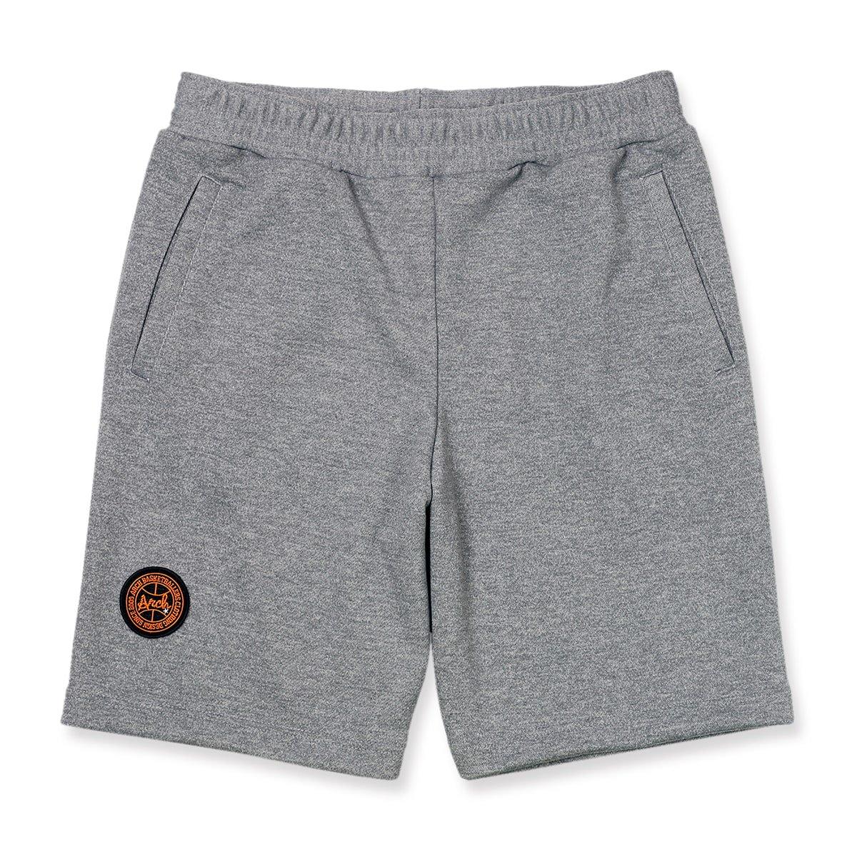 basic sweat shorts【heather gray】