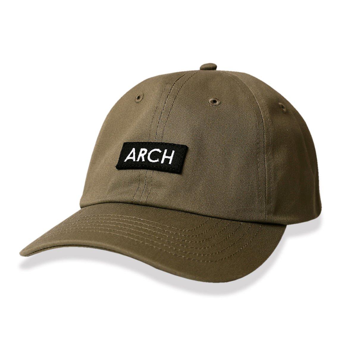 patch twill cap【khaki】