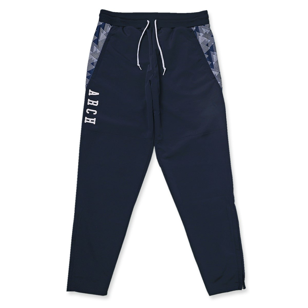 triangle native warmup pants【navy】