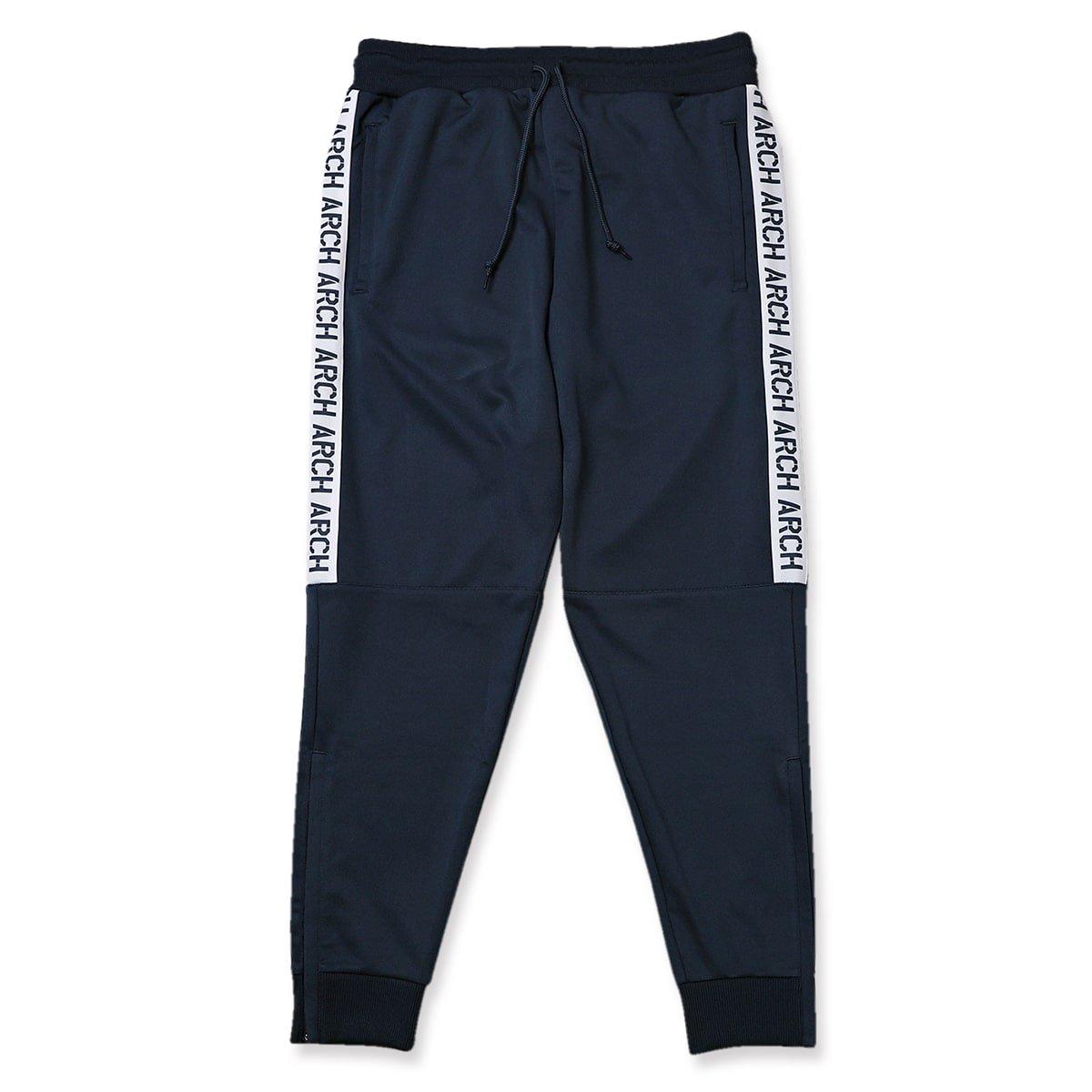 stencil jogger pants【navy】