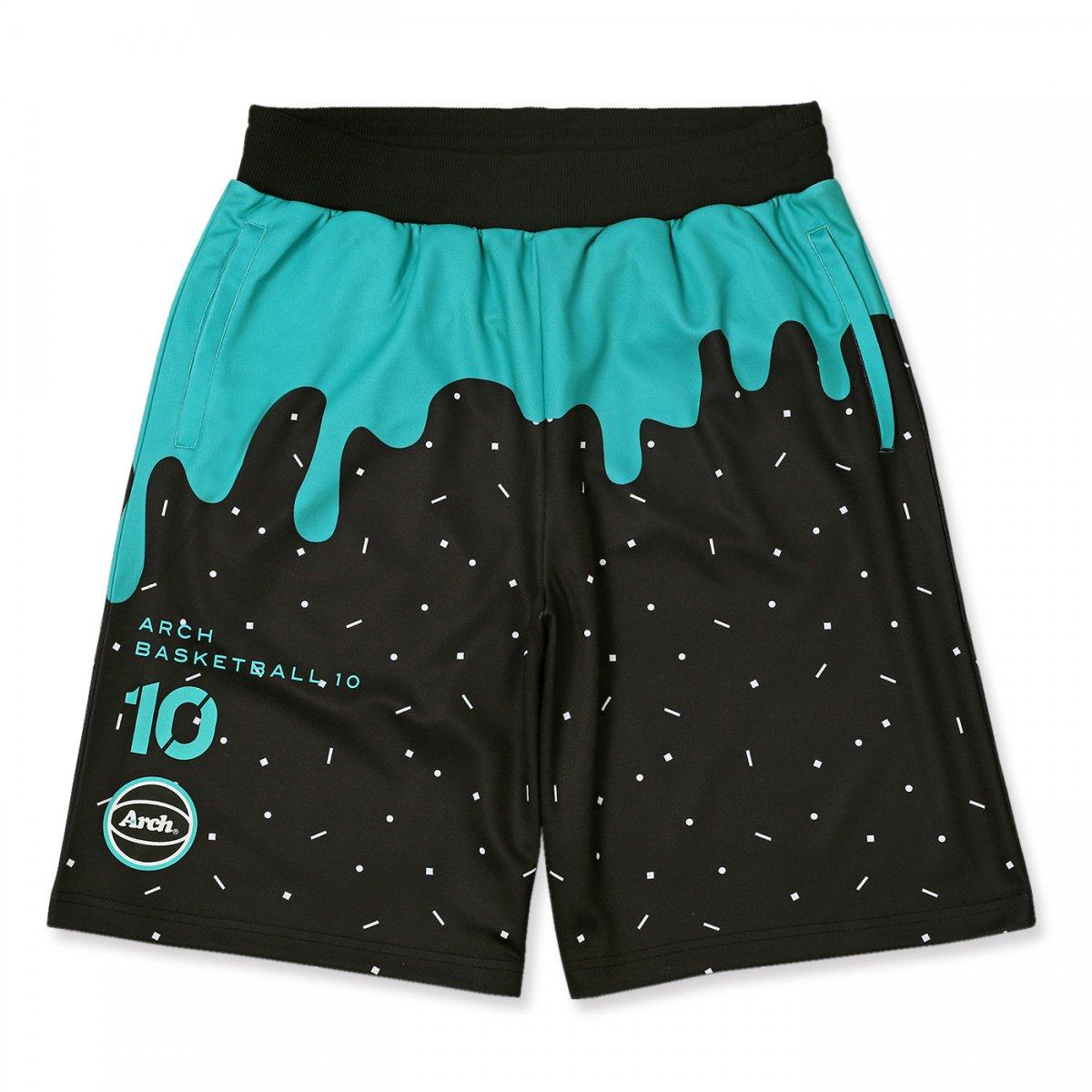 BB10 shorts【black】