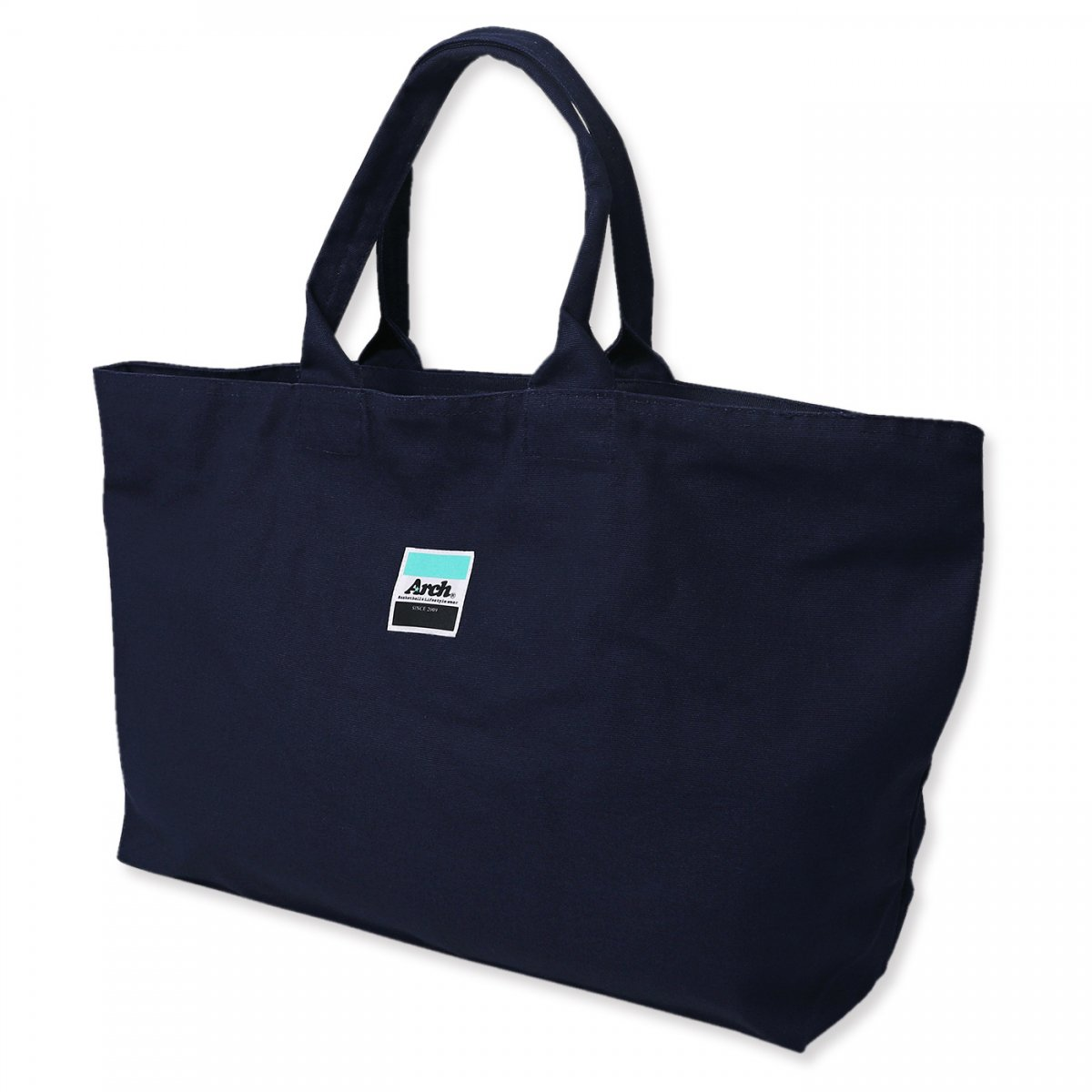 BB10 tote bag【navy】