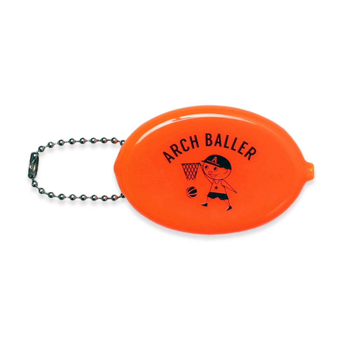 dunk coin case【neon orange】