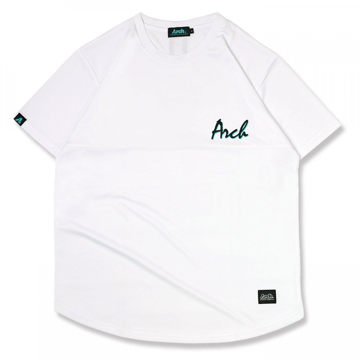 エスニックライン Tシャツ ホワイト