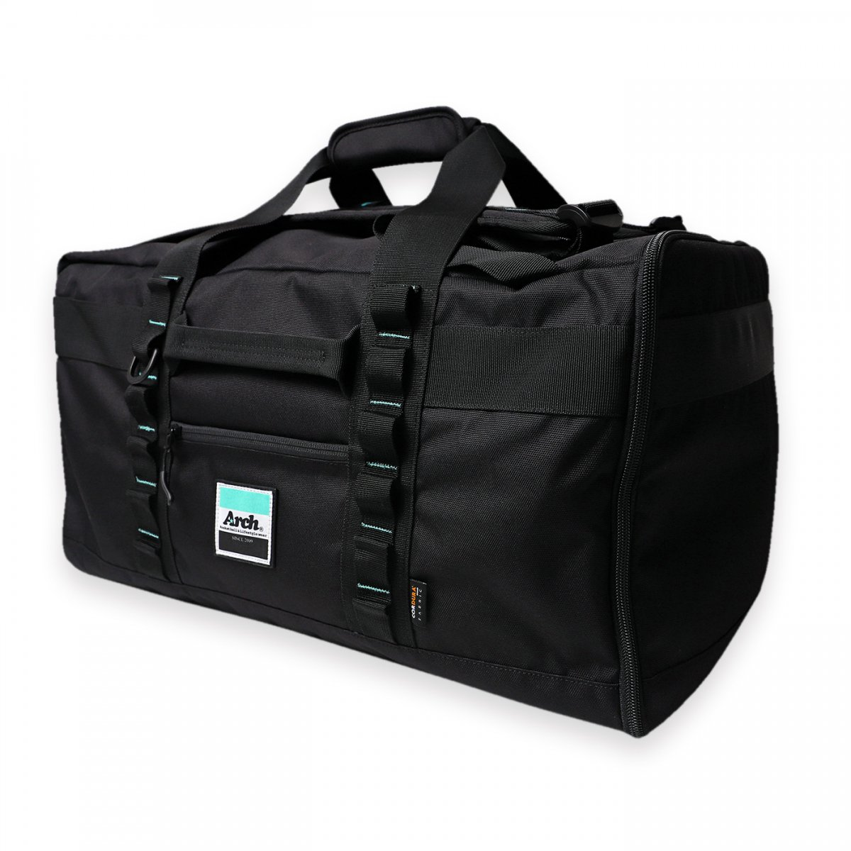 tour duffel bag 【black】