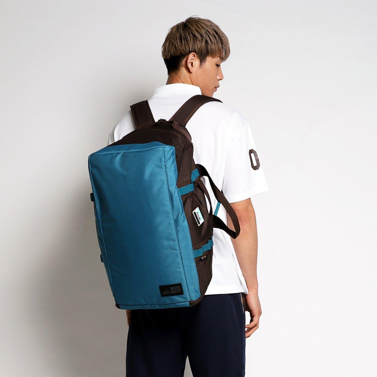 tour duffel bag 【brown】