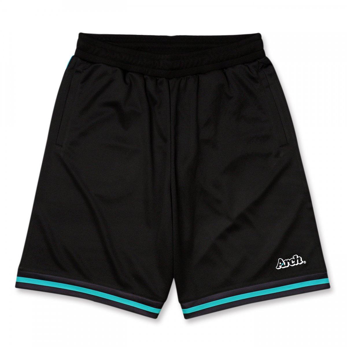 hem line shorts 【black】