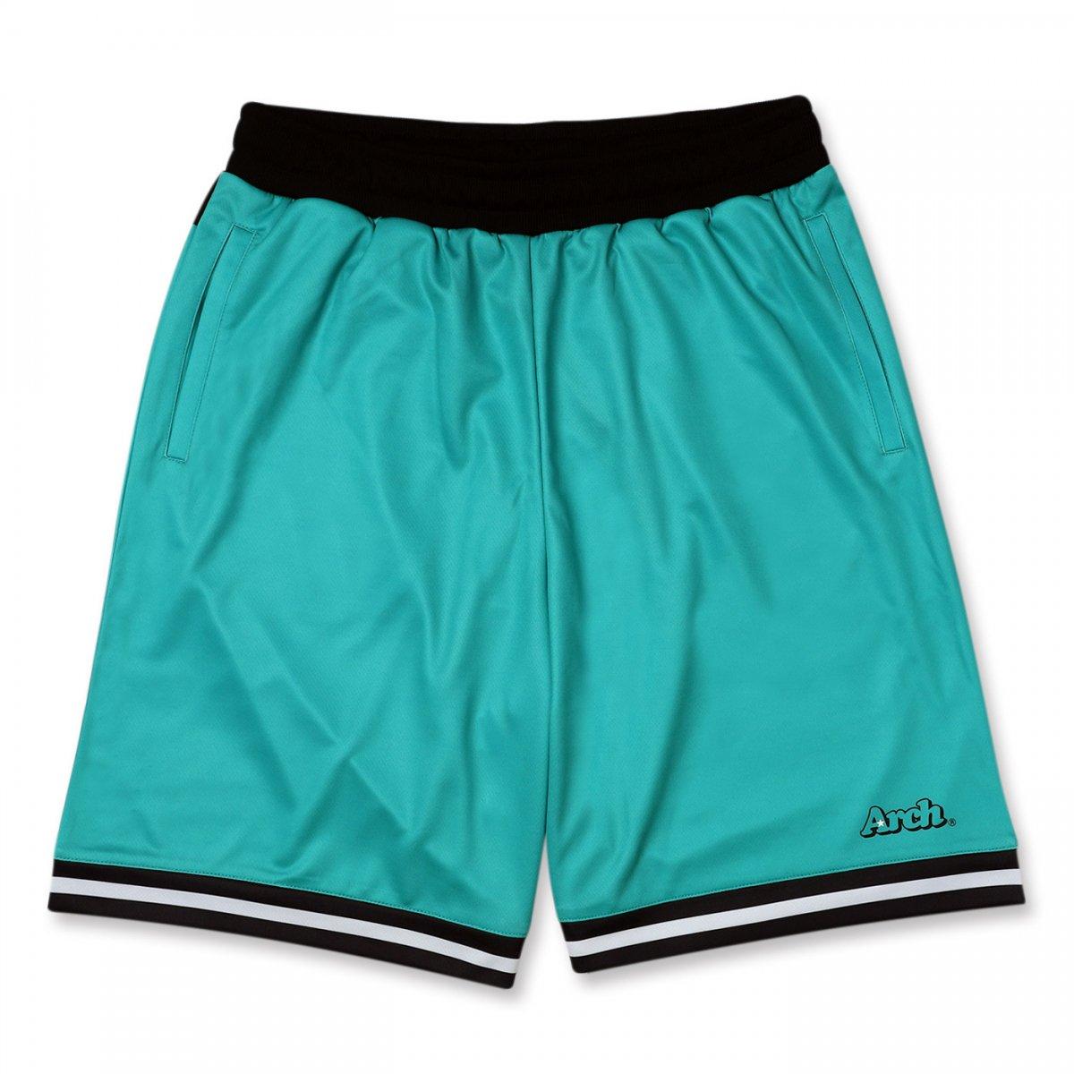 hem line shorts 【mint】