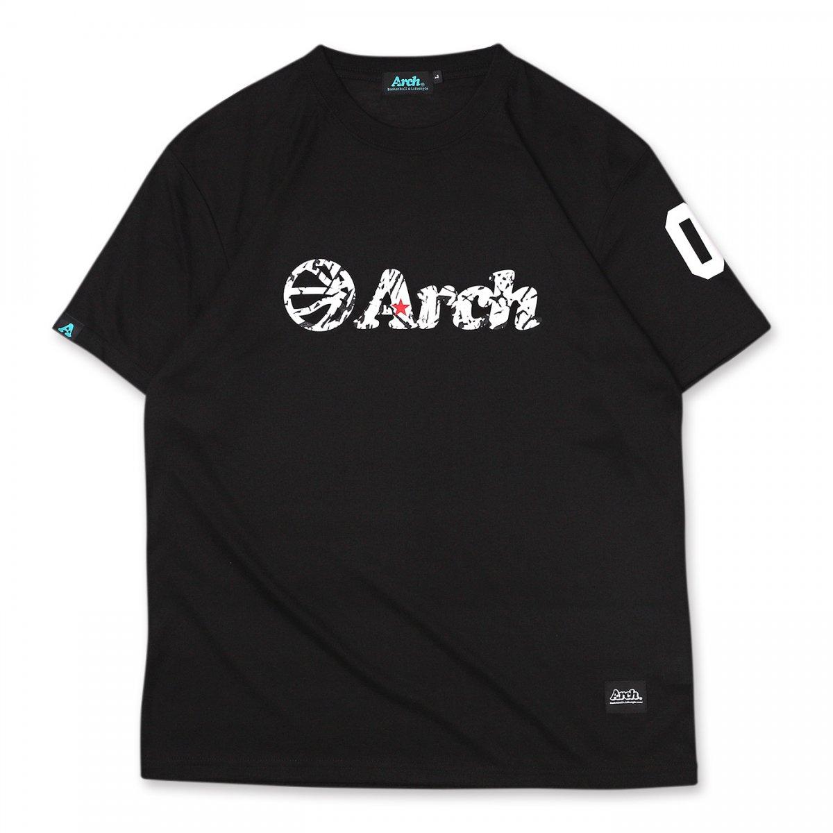ナービュアーTシャツ ブラック