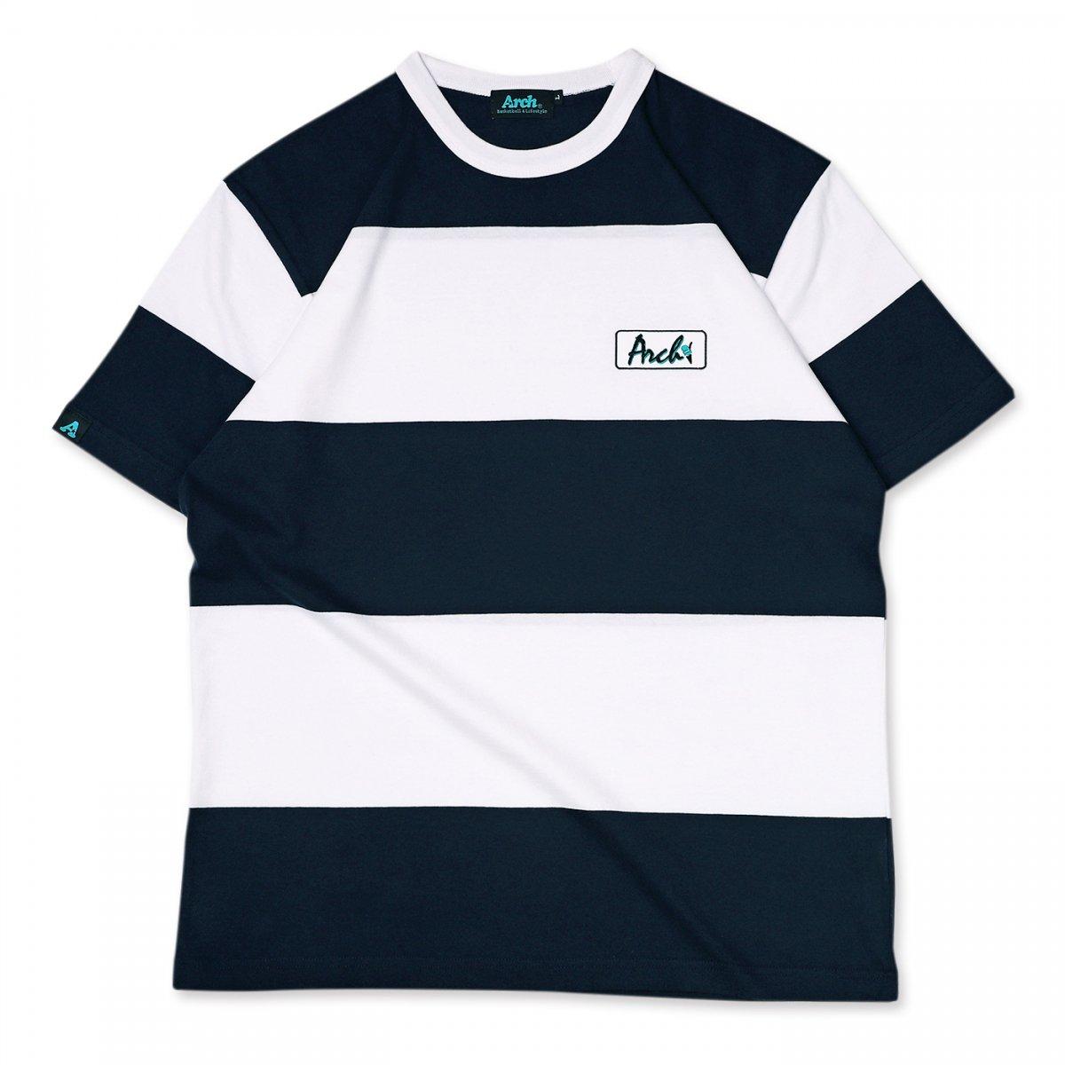 ボーダー Tシャツ ネイビー/ホワイト
