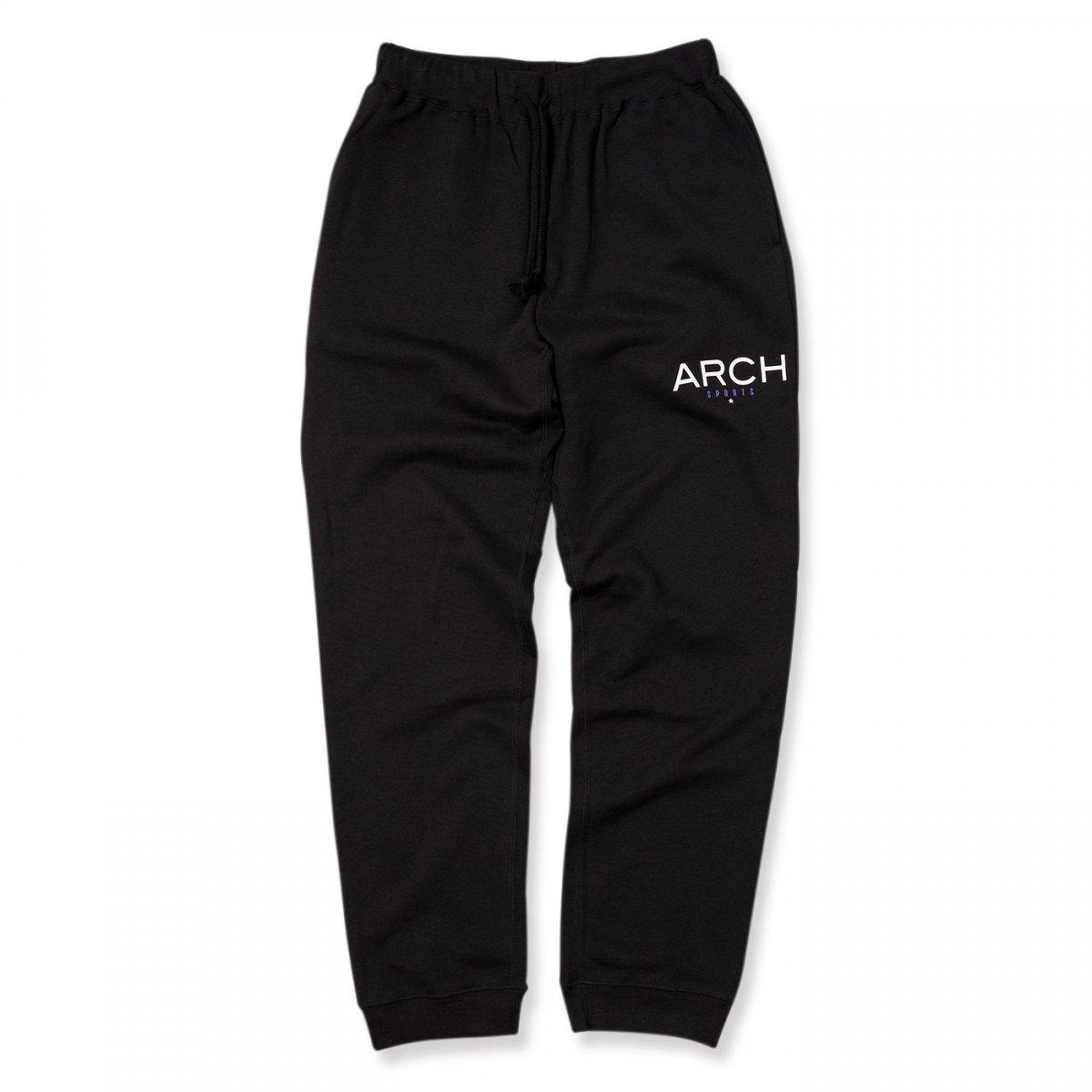 basic sweat pants 【black】