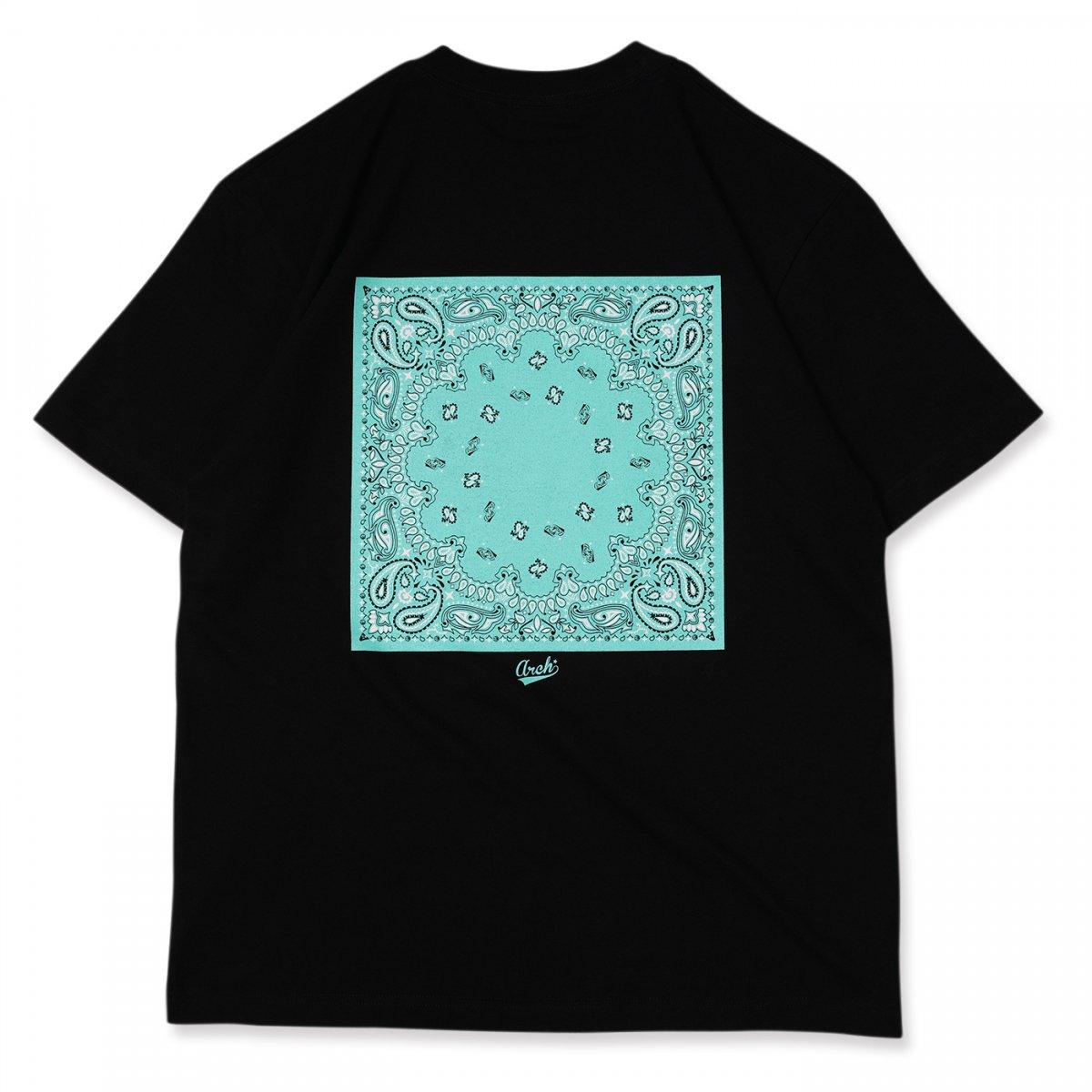 バンダナ Tシャツ ブラック