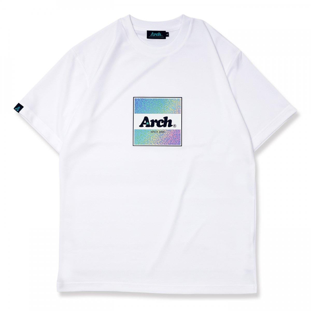 ホログラム Tシャツ ホワイト