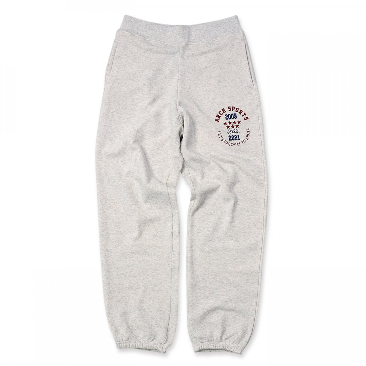 enjoy athletics pants 【oatmeal】