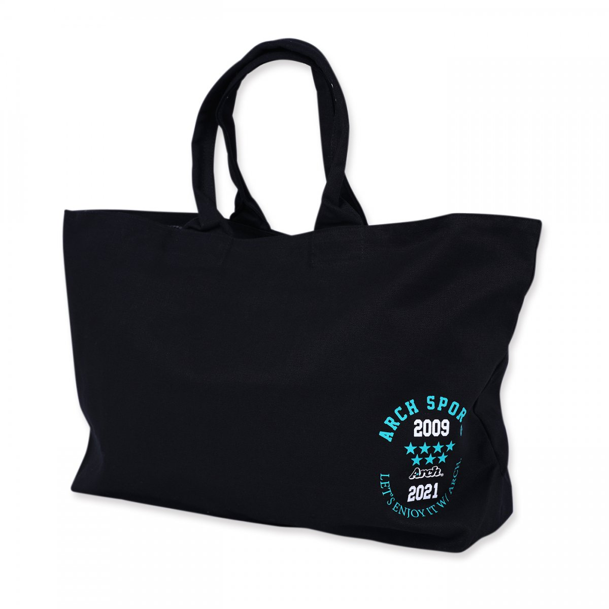 enjoy athletics tote bag 【black】