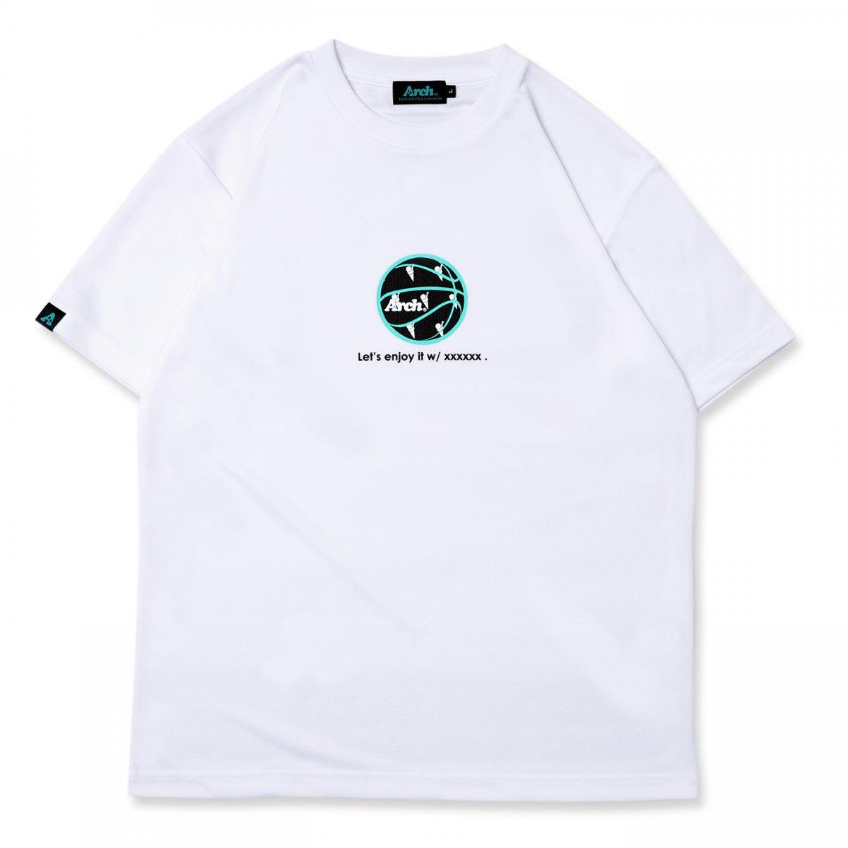 ice ball tee [DRY]【white】