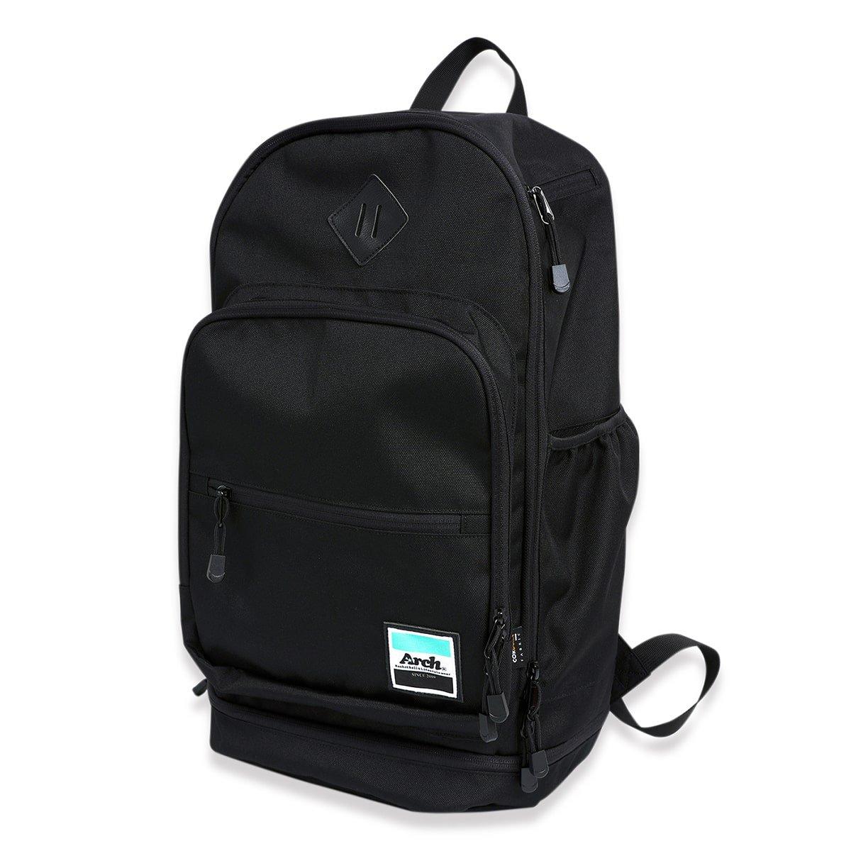 workout backpack【black/mint】