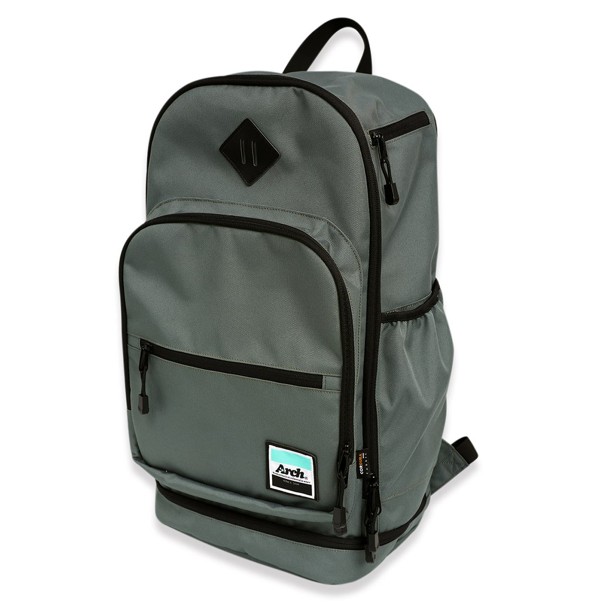 workout backpack【gray/orange】