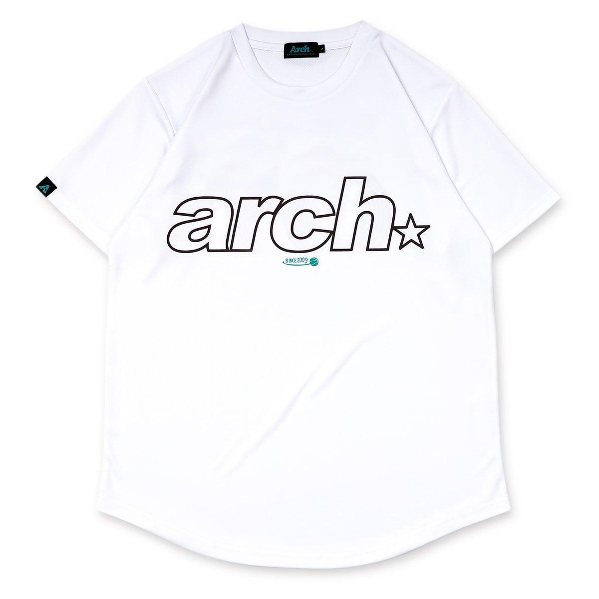 sporty logo 09 tee [DRY]【white】