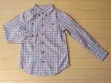 銀座サエグサ 銀座さえぐさ SAYEGUSA 子供服■シャツ 9歳 約130cm ★5新品