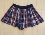リンジィ Lindsay ジュニア 子供服■キュロットスカート L 160cm ★3(本体価格2080円)