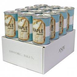 デニッシュ缶 メープル 12缶セット
