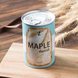 防災・備蓄用や非常食にも最適なデニッシュ缶(メープル)