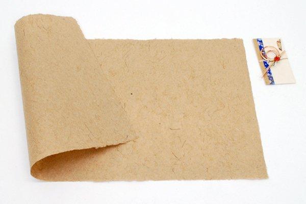 杉皮和紙 490×980