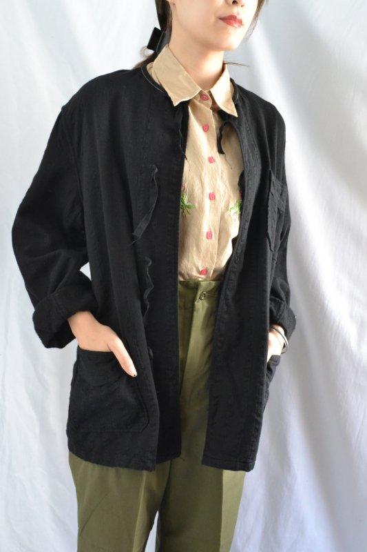 <img class='new_mark_img1' src='https://lara-vintage.shop-pro.jp/img/new/icons8.gif' style='border:none;display:inline;margin:0px;padding:0px;width:auto;' /> Bulgaria military vintage pajamas jacket