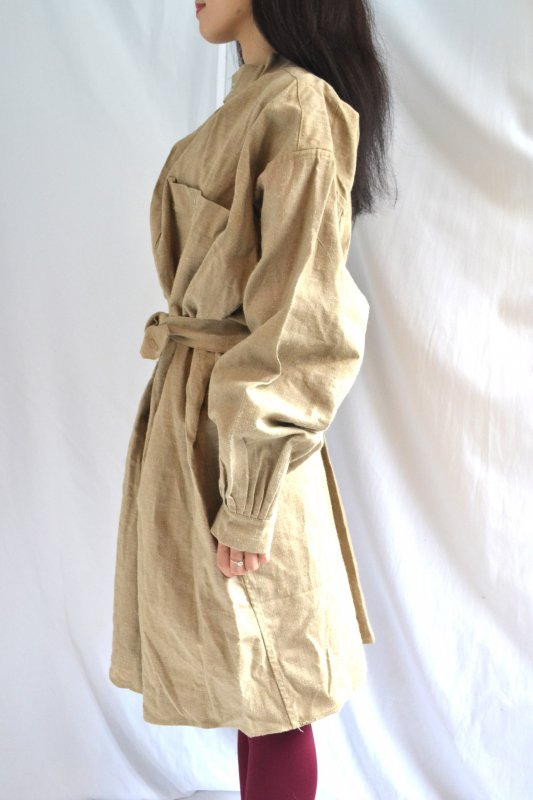 <img class='new_mark_img1' src='https://img.shop-pro.jp/img/new/icons50.gif' style='border:none;display:inline;margin:0px;padding:0px;width:auto;' />1950's France vintage military smock (Dead stock)