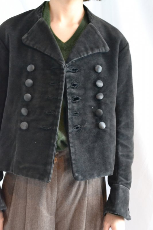<img class='new_mark_img1' src='https://img.shop-pro.jp/img/new/icons50.gif' style='border:none;display:inline;margin:0px;padding:0px;width:auto;' />1930's Dutch vintage farmers jacket