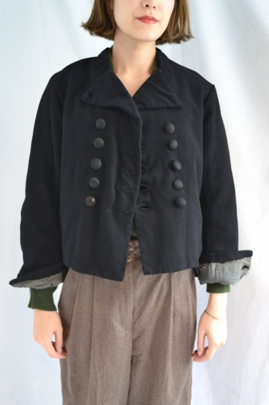 <img class='new_mark_img1' src='https://img.shop-pro.jp/img/new/icons8.gif' style='border:none;display:inline;margin:0px;padding:0px;width:auto;' />1930's Dutch vintage farmers jacket