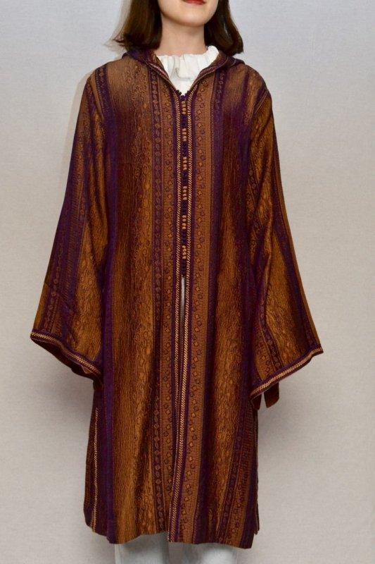 Ethnic design vintage gown