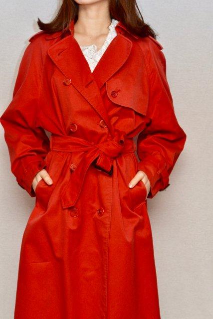 1980's Burberrys vintage trench coat