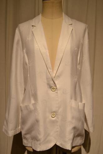 ヴィンテージマリンホワイトサマージャケット