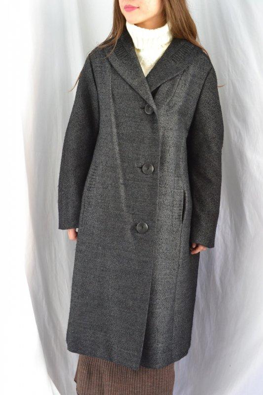1950's Vintage mix wool coat
