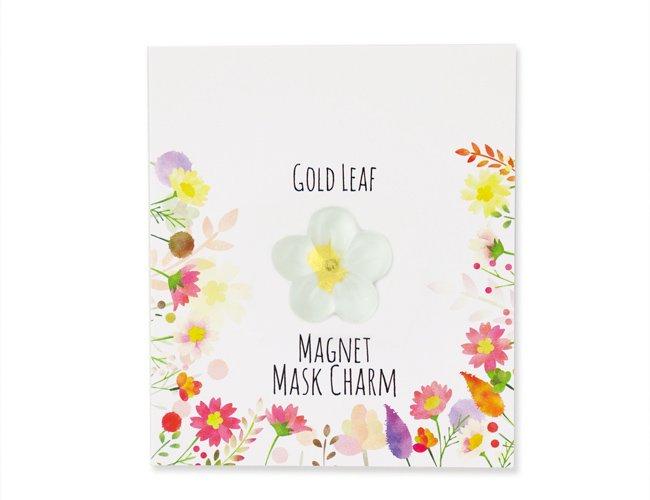 マスクチャーム〈花〉白梅