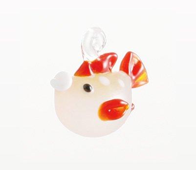 浮玉 フグ・赤
