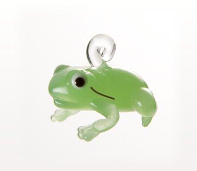 浮玉 カエル