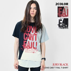<img class='new_mark_img1' src='//img.shop-pro.jp/img/new/icons20.gif' style='border:none;display:inline;margin:0px;padding:0px;width:auto;' />LOVE CAN'T FAIL Tシャツ