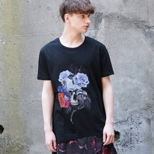 <img class='new_mark_img1' src='https://img.shop-pro.jp/img/new/icons20.gif' style='border:none;display:inline;margin:0px;padding:0px;width:auto;' />【30%OFF】Skull Lord Tシャツ