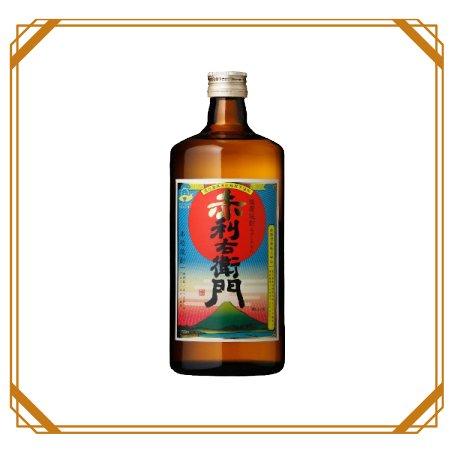 赤利右衛門 720ml 【指宿酒造】