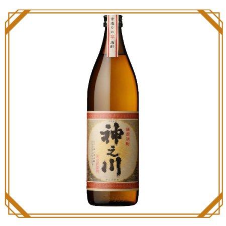 神之川 900ml 【有限会社神川酒造】